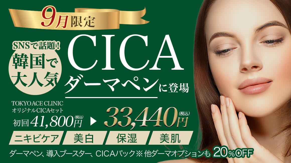 SNSで話題!韓国で大人気『CICA』ダーマペンに登場